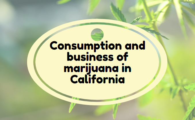 Things to know for consumption and business of marijuana in California
