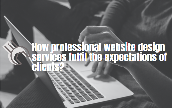 How professional website design services fulfil the expectations of clients?